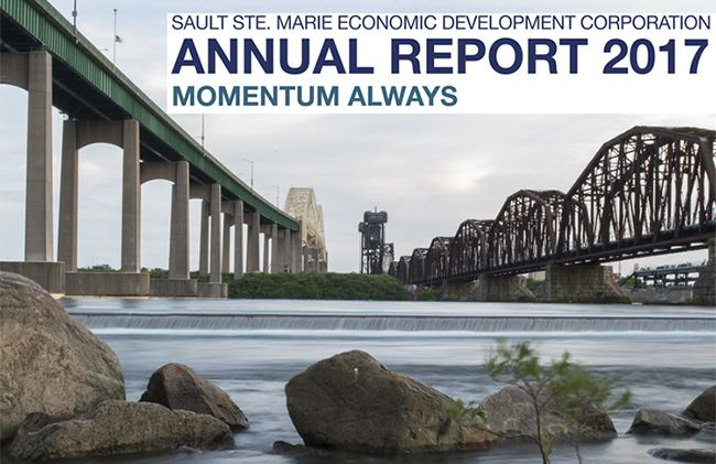 SSMEDC releases 2017 Annual Report    Lake Superior News