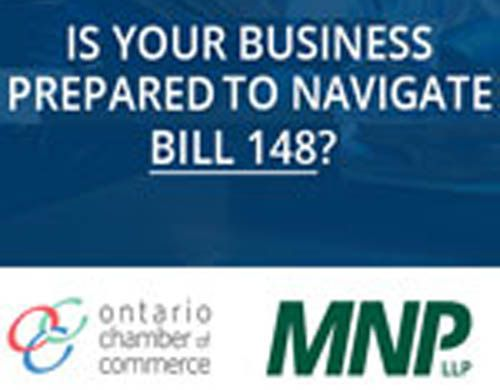 Helping Businesses Mitigate the Impact of Bill 148  Lake Superior News
