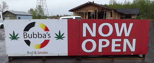 Bubba's Bud & Smoke   Lake Superior News