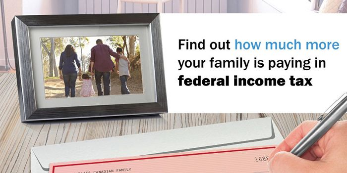 Impact of Federal Personal Income Tax Changes on Middle Income Canadian Families  Lake Superior News