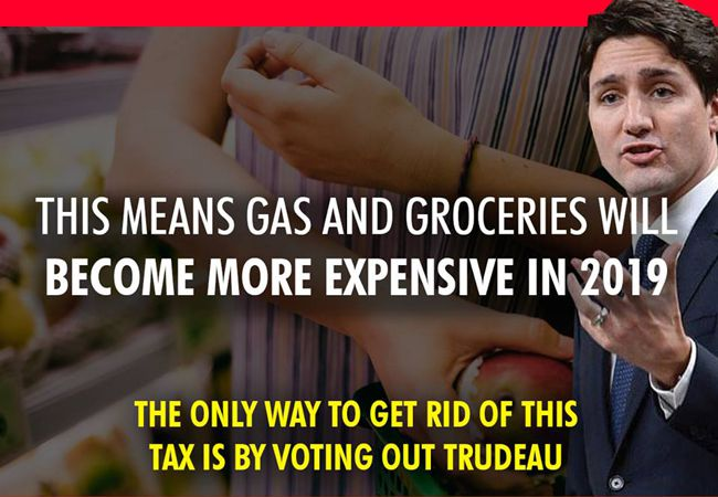Trudeau's carbon tax scam  Lake Superior News