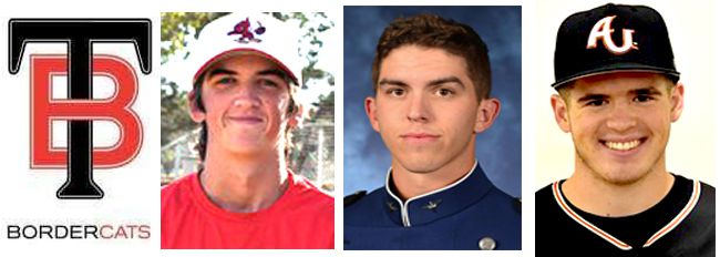 BORDER CATS SIGN TRIO OF PITCHERS  Lake Superior News
